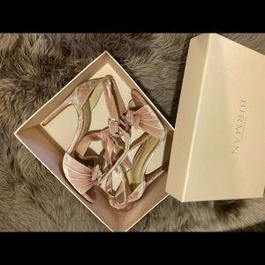Alexandre Birman Jessica Velvet Heels Size 42